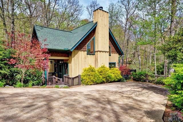 35 Birdnest Road, Sapphire, NC 28774 (MLS #96456) :: Pat Allen Realty Group