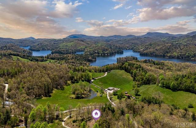 15029 Pine Creek Road, Glenville, NC 28736 (MLS #96461) :: Berkshire Hathaway HomeServices Meadows Mountain Realty