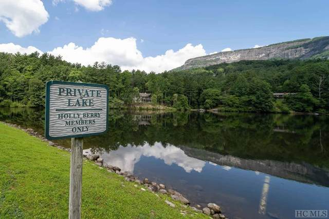 Lt A-ll Twin Lakes Drive, Cashiers, NC 28717 (MLS #96469) :: Pat Allen Realty Group