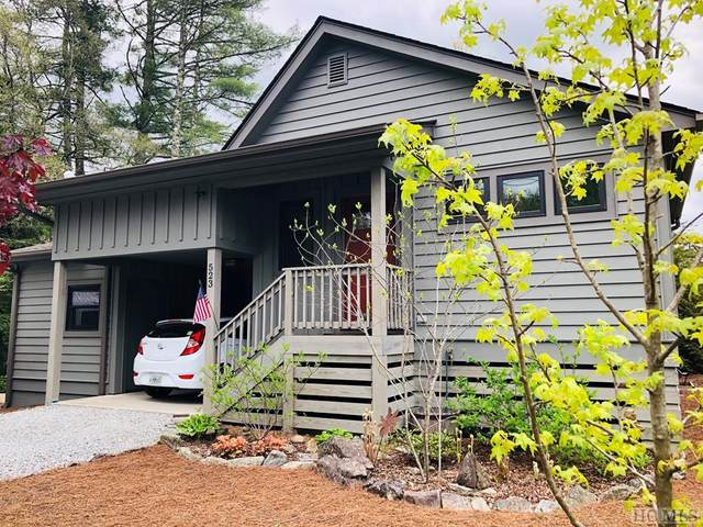 523 Laurel Street, Highlands, NC 28741 (MLS #96484) :: Berkshire Hathaway HomeServices Meadows Mountain Realty
