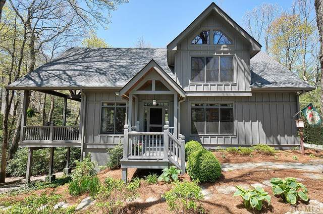 597 Seminole Way, Lake Toxaway, NC 28747 (MLS #96486) :: Berkshire Hathaway HomeServices Meadows Mountain Realty
