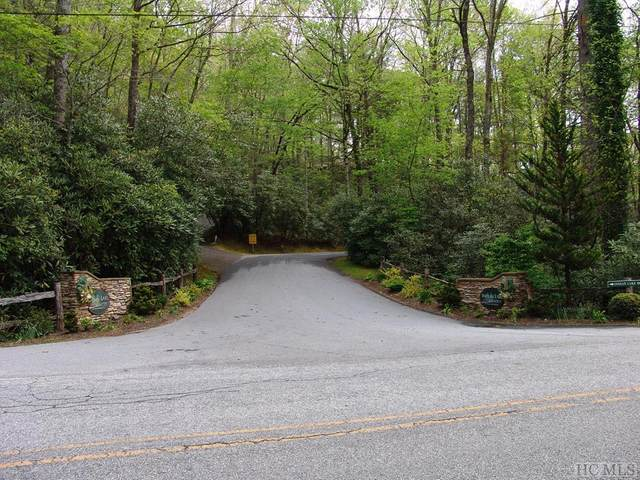 TBD Indian Lakes Road, Lake Toxaway, NC 28747 (MLS #96494) :: Pat Allen Realty Group