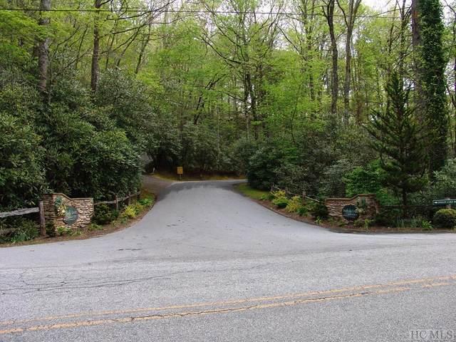 TBD Indian Lakes Road, Lake Toxaway, NC 28747 (MLS #96494) :: Pat Allen Realty Group