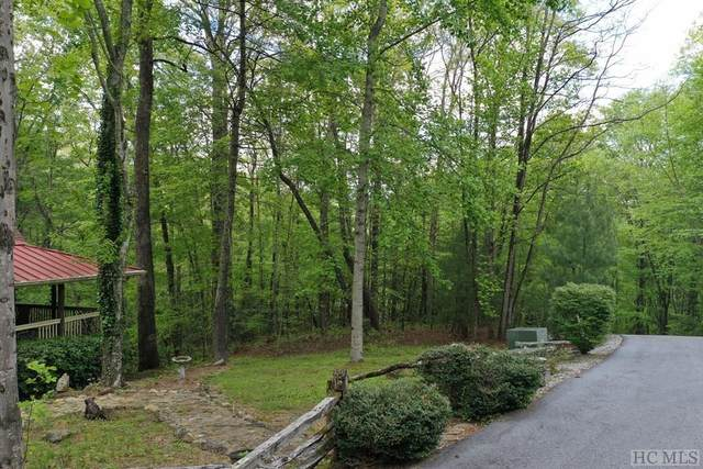 LOT 50 Toxaway Lane, Sapphire, NC 28774 (MLS #96501) :: Pat Allen Realty Group