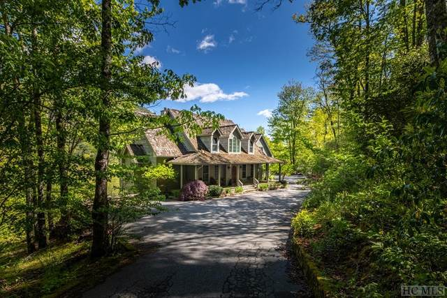 301 Ruffed Grouse Road, Cashiers, NC 28717 (MLS #96506) :: Pat Allen Realty Group
