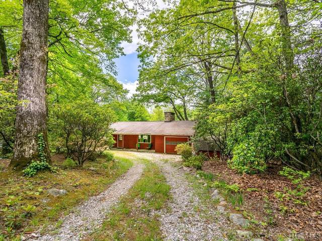 580 Whetstone Gap Road, Lake Toxaway, NC 28747 (MLS #96511) :: Pat Allen Realty Group
