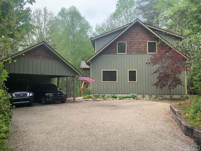56 Sarvis Court, Sapphire, NC 28774 (MLS #96521) :: Pat Allen Realty Group