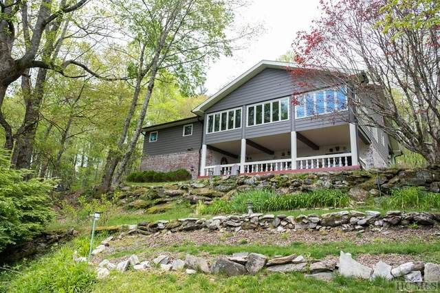 480 Flat Mountain Estates Road, Highlands, NC 28741 (MLS #96529) :: Berkshire Hathaway HomeServices Meadows Mountain Realty
