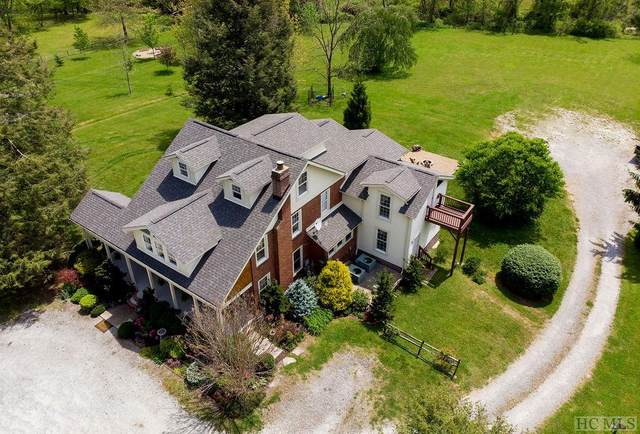 363 Forest Hills Rd, Brevard, NC 28712 (MLS #96535) :: Berkshire Hathaway HomeServices Meadows Mountain Realty