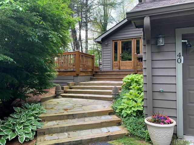40 Martha's Lane, Highlands, NC 28741 (MLS #96579) :: Pat Allen Realty Group