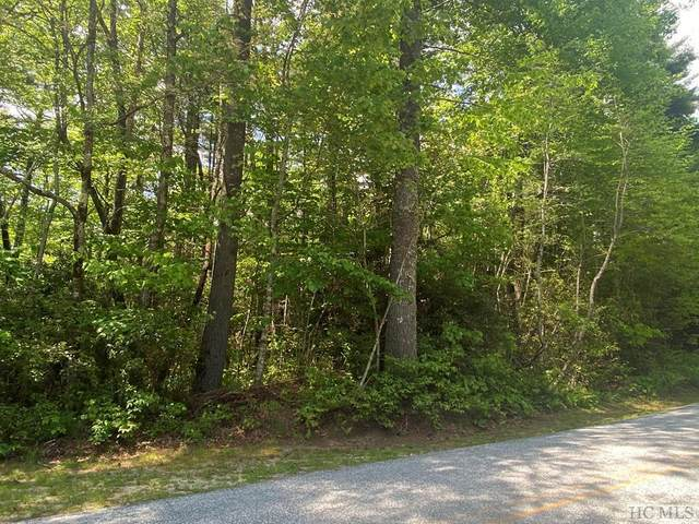 Lot 114 Upper Whitewater Drive, Sapphire, NC 28774 (#96605) :: High Vistas Realty