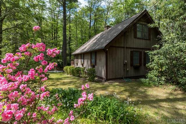 14 East Wingina Place, Highlands, NC 28741 (MLS #96618) :: Pat Allen Realty Group