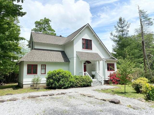 11 Elk Cove Road, Cashiers, NC 28717 (MLS #96620) :: Berkshire Hathaway HomeServices Meadows Mountain Realty