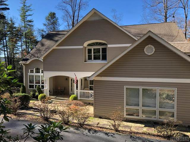 339 Pine Forest, Sapphire, NC 28774 (MLS #96641) :: Pat Allen Realty Group