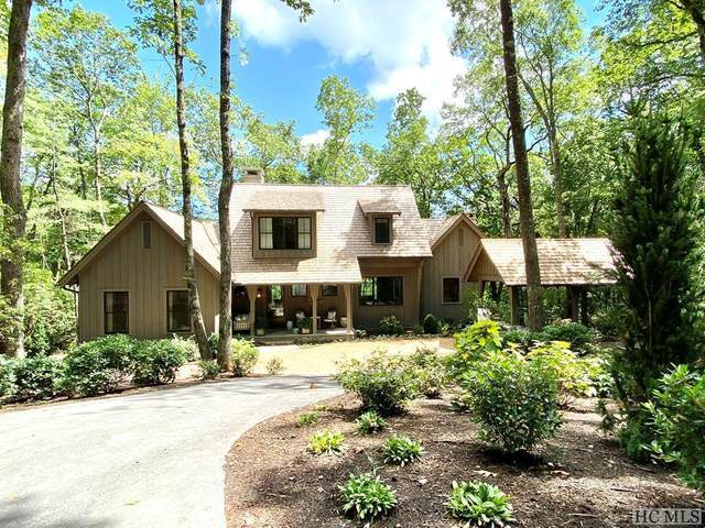 CT-6 Feather Moss, Cashiers, NC 28717 (MLS #96642) :: Berkshire Hathaway HomeServices Meadows Mountain Realty