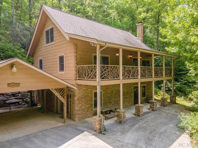3641 Upper Whitewater Road, Sapphire, NC 28774 (MLS #96644) :: Pat Allen Realty Group