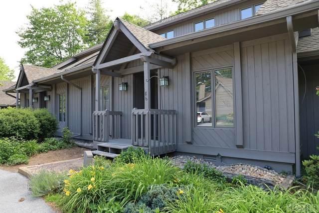 98 Fairway Villa B, Sapphire, NC 28774 (MLS #96658) :: Pat Allen Realty Group