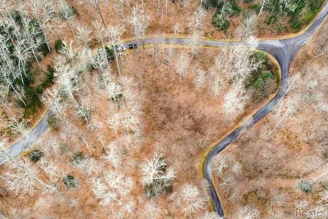 Lot 47 Yellow Palmer Lane, Tuckasegee, NC 28783 (MLS #96659) :: Berkshire Hathaway HomeServices Meadows Mountain Realty