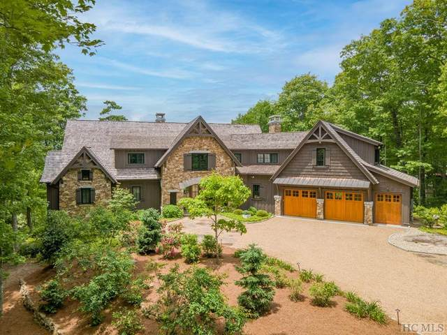 39 Firesong Lane, Cashiers, NC 28717 (MLS #96666) :: Pat Allen Realty Group