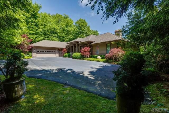 386 Garnet Rock Trail, Highlands, NC 28741 (MLS #96668) :: Pat Allen Realty Group