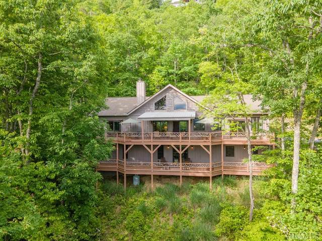117 Ladyslipper Court, Sapphire, NC 28774 (MLS #96676) :: Berkshire Hathaway HomeServices Meadows Mountain Realty