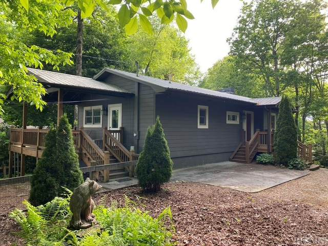 175 Wyanoak Drive, Highlands, NC 28741 (MLS #96683) :: Pat Allen Realty Group