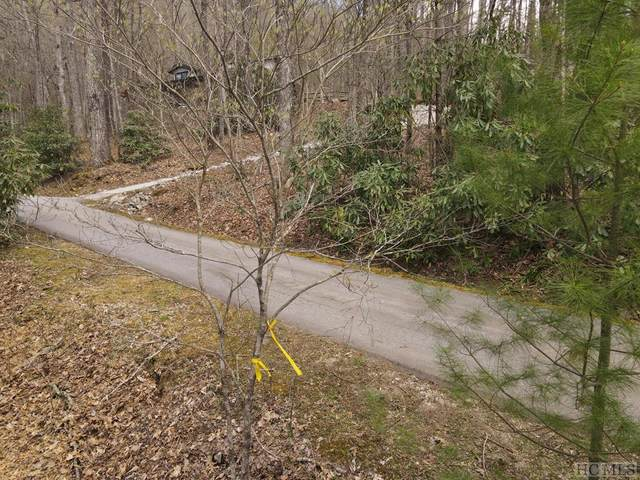 Lot 8 Dominion Road, Glenville, NC 28736 (MLS #96685) :: Berkshire Hathaway HomeServices Meadows Mountain Realty