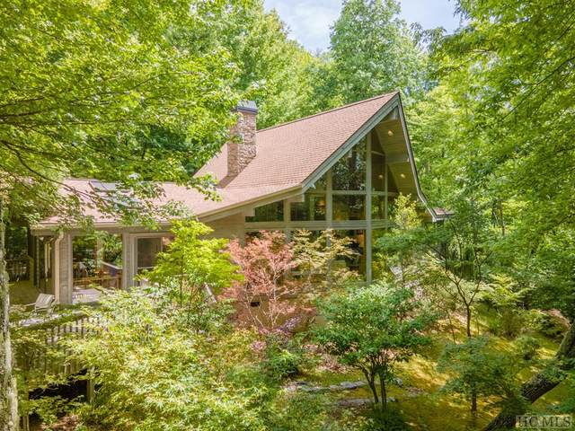 1378 Spring Forest Road, Cashiers, NC 28717 (MLS #96700) :: Pat Allen Realty Group