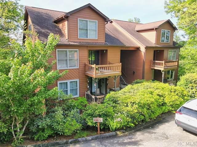 507 Toxaway Views #507, Lake Toxaway, NC 28747 (MLS #96707) :: Pat Allen Realty Group