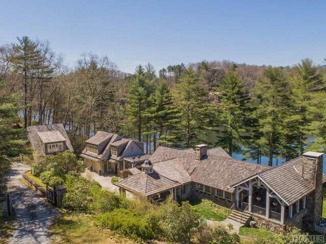 248 Sunset Shores Drive, Cullowhee, NC 28717 (MLS #96714) :: Pat Allen Realty Group