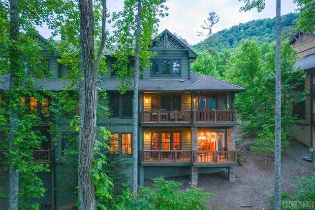 103 Southshore Drive A1, Tuckasegee, NC 28783 (MLS #96723) :: Pat Allen Realty Group