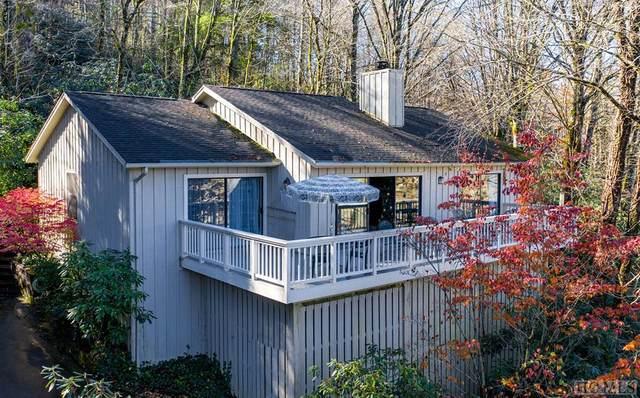 115 Lake Villa Court, Highlands, NC 28741 (MLS #96727) :: Pat Allen Realty Group