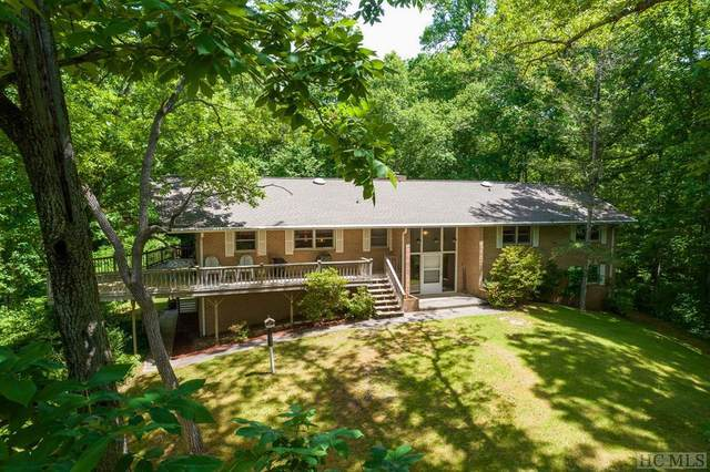 294 Marion Forest Rd, Sylva, NC 28779 (MLS #96728) :: Pat Allen Realty Group