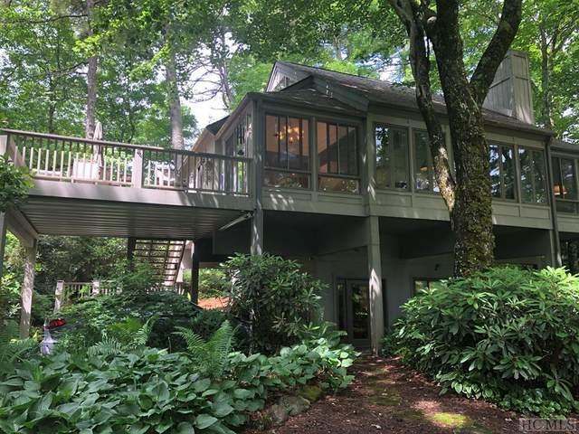 198 Fairway Drive, Lake Toxaway, NC 28712 (MLS #96730) :: Berkshire Hathaway HomeServices Meadows Mountain Realty