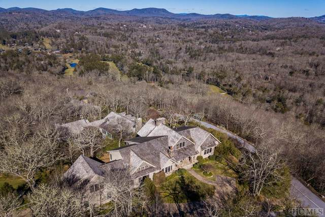 21 Lower Brushy Face Circle, Highlands, NC 28741 (MLS #96737) :: Pat Allen Realty Group