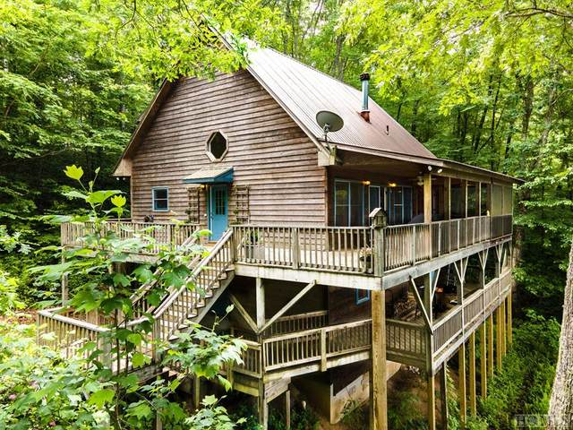 78 Citadel Lane, Scaly Mountain, NC 28775 (MLS #96748) :: Berkshire Hathaway HomeServices Meadows Mountain Realty