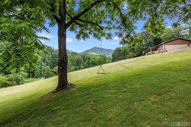 108 Buckeye Branch Road, Franklin, NC 28734 (MLS #96757) :: Berkshire Hathaway HomeServices Meadows Mountain Realty