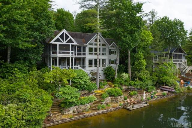 100 The Pinnacle, Sapphire, NC 28774 (MLS #96758) :: Berkshire Hathaway HomeServices Meadows Mountain Realty