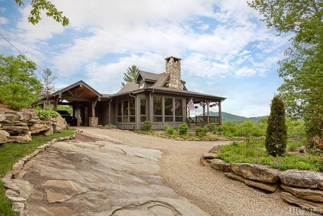 1098 Black Bear Trail, Glenville, NC 28736 (MLS #96768) :: Berkshire Hathaway HomeServices Meadows Mountain Realty