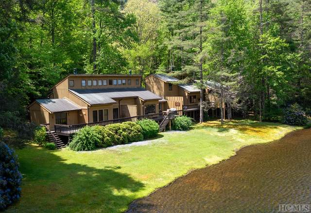 383 29-C Wild Game Trail C, Sapphire, NC 28774 (MLS #96772) :: Berkshire Hathaway HomeServices Meadows Mountain Realty