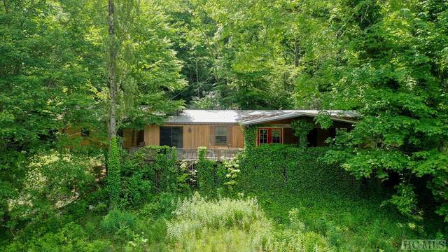 67 Bashful Mountain, Cashiers, NC 28717 (MLS #96778) :: Berkshire Hathaway HomeServices Meadows Mountain Realty