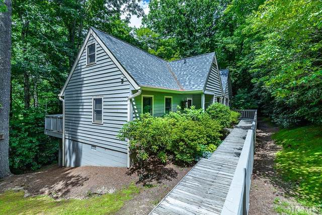 69 Chestnut Ridge Road #7, Sapphire, NC 28774 (MLS #96786) :: Berkshire Hathaway HomeServices Meadows Mountain Realty