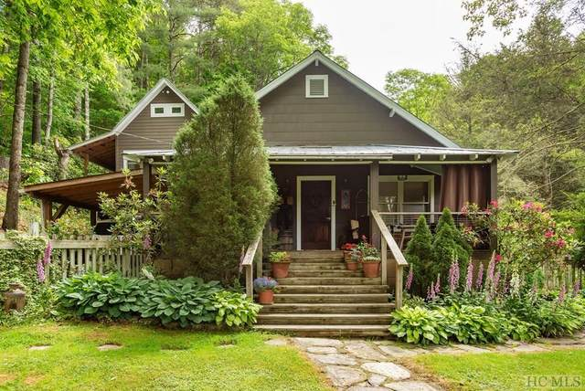 1756 Mill Creek Road, Cullowhee, NC 28723 (MLS #96788) :: Berkshire Hathaway HomeServices Meadows Mountain Realty
