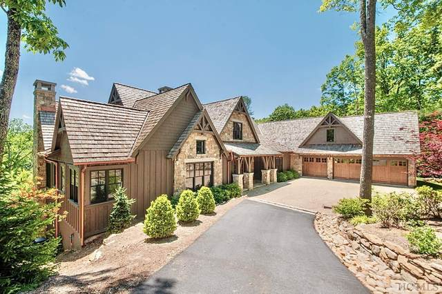 2068 High Mountain Dr, Cashiers, NC 28717 (MLS #96789) :: Berkshire Hathaway HomeServices Meadows Mountain Realty