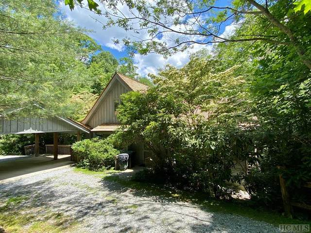 56 Homestead Hollow, Cashiers, NC 28717 (MLS #96790) :: Berkshire Hathaway HomeServices Meadows Mountain Realty