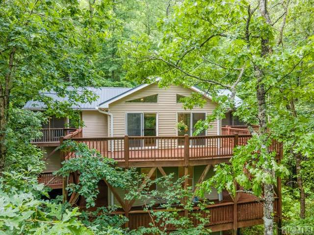 979 Buckberry Drive North, Sapphire, NC 28774 (MLS #96792) :: Berkshire Hathaway HomeServices Meadows Mountain Realty