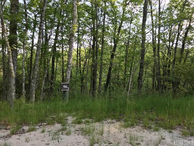 Lot 96 Blazing Star Drive, Glenville, NC 23736 (MLS #96793) :: Berkshire Hathaway HomeServices Meadows Mountain Realty