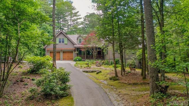 279 Upper Ridge Road, Cashiers, NC 28736 (MLS #96797) :: Berkshire Hathaway HomeServices Meadows Mountain Realty