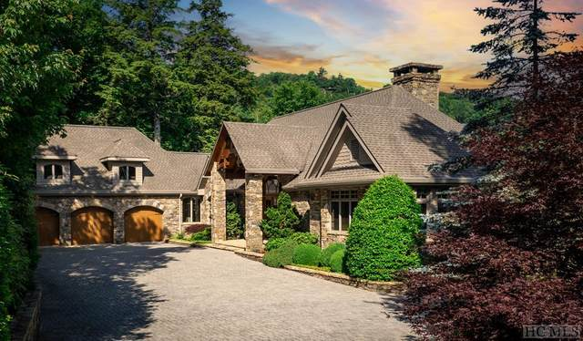1256 Falls Drive West, Highlands, NC 28741 (#96799) :: BluAxis Realty