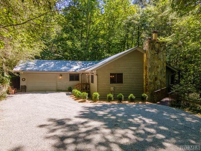 1915 West Christy Trail, Sapphire, NC 28774 (MLS #96827) :: Berkshire Hathaway HomeServices Meadows Mountain Realty